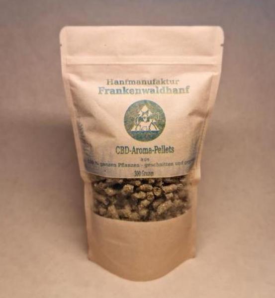 CBD-Aroma-Pellets 300 Gramm