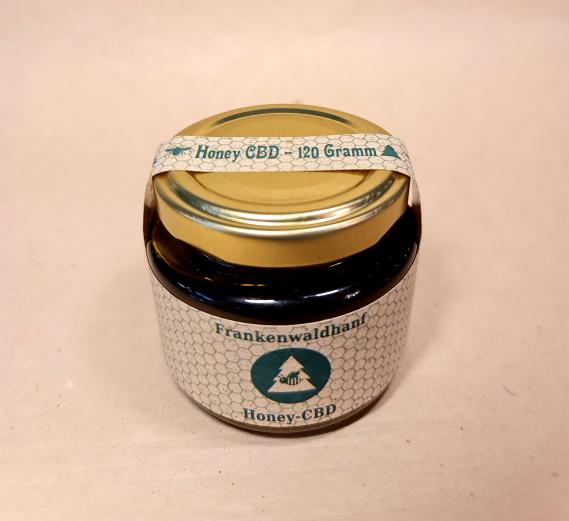 Honey-CBD 120g